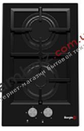 Варочная поверхность газовая BORGIO 3150/17 Black Glass