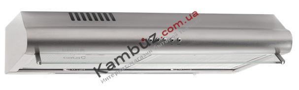 Вытяжка кухонная плоская Cata P-3050 WH/C
