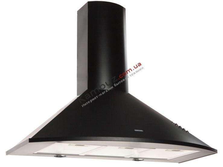 Вытяжка кухонная купольная Eleyus Bora 1000 90 BL