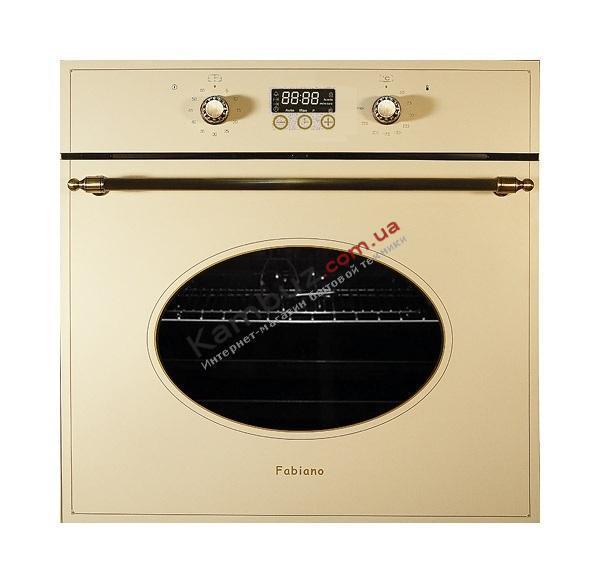Духовой шкаф электрический Fabiano FBO-R 43 Lux Avena