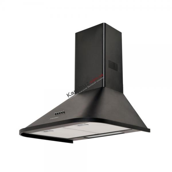 Вытяжка кухонная купольная PYRAMIDA N 60 black