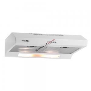 Фото Вытяжки кухонные плоские Вытяжка кухонная плоская PYRAMIDA GH 20-60 Slim white