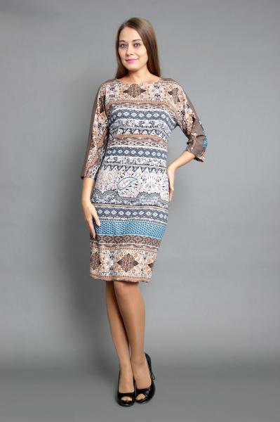 платье 655-378