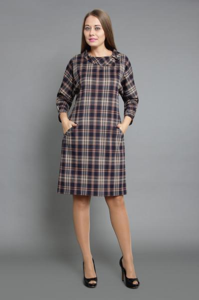 платье 658-387