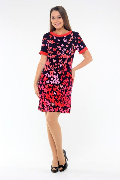 платье-туника 671-531