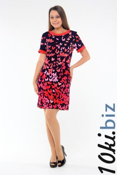 платье-туника 671-531 Блузки и туники женские в Москве
