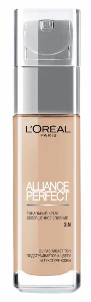 Тональный крем Alliance Perfect N3 Бежево-кремовый от Loreal