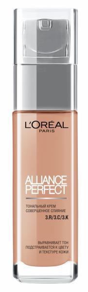 Тональный крем Alliance Perfect R3 Бежево-розовый от Loreal