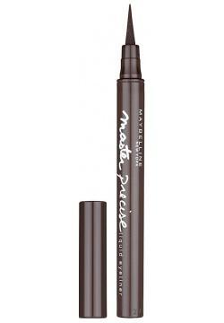 Подводка Eye Studio Master Precise Liquid Eyeliner Коричневая