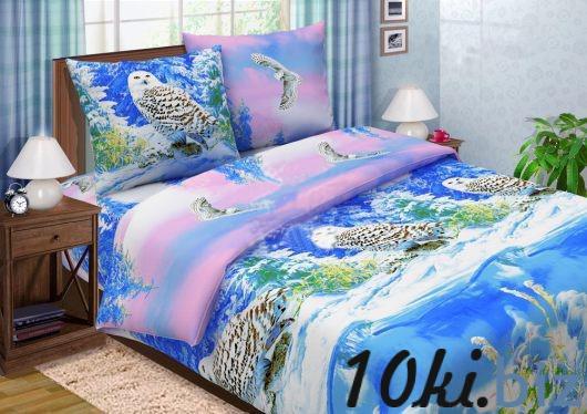 Постельное белье поплин * Полярная сова* Комплекты постельного белья в России