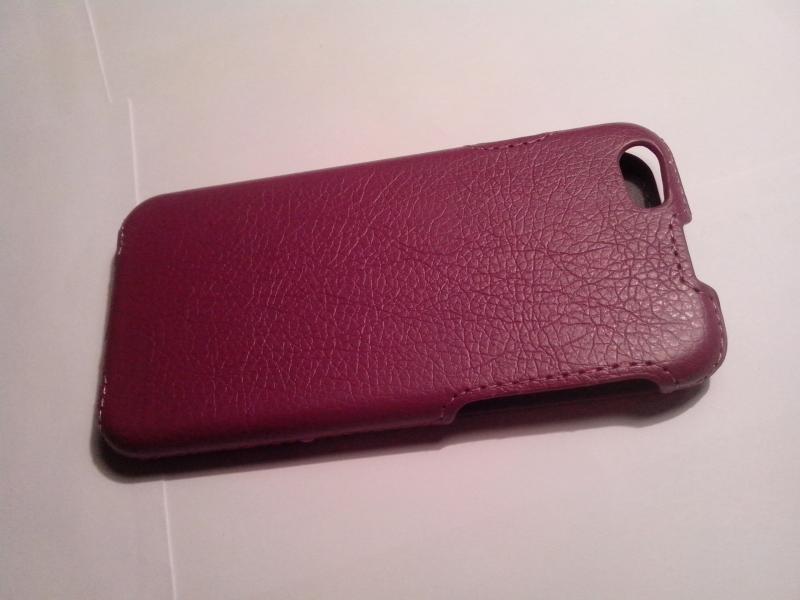 Чехол для Apple Ipnone 6 (Айфон 6) фиолетовый