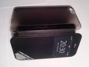 Фото ТЕХНИКА / ЭЛЕКТРОНИКА, Чехлы для мибльных телефонов Чехол для Apple Ipnone 6 Viva Series (Айфон 6) черный