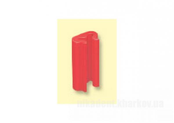 Фото Для зуботехнических лабораторий, МАТЕРИАЛЫ, Бюгельные замки Бредент матрица ВС3 мини красная