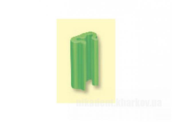 Фото Для зуботехнических лабораторий, МАТЕРИАЛЫ, Бюгельные замки Бредент матрица ВС3 мини зеленая