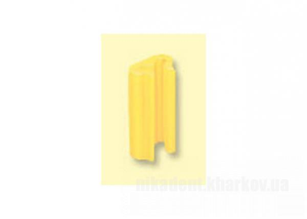 Фото Для зуботехнических лабораторий, МАТЕРИАЛЫ, Бюгельные замки Бредент матрица ВС3 мини СВ желтая