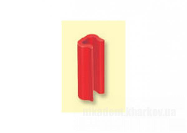 Фото Для зуботехнических лабораторий, МАТЕРИАЛЫ, Бюгельные замки Бредент матрица ВС3 мини СВ красная