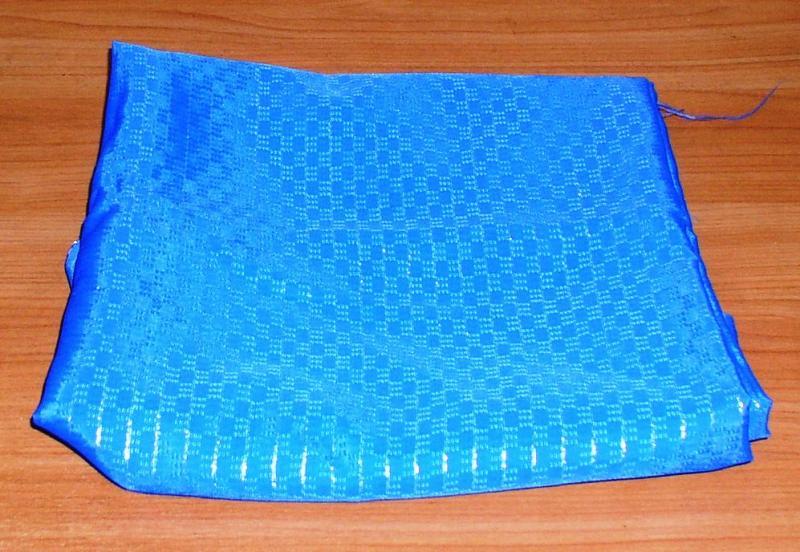 Отрез ткани: вискоза (2,3 м2) *4924