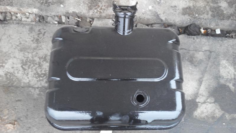 Бак топливный ЗИЛ-130 125л (130Д1-1101008)
