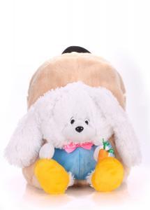 Фото РЮКЗАКИ POOLPARTY Детский рюкзак POOLPARTY с зайцем