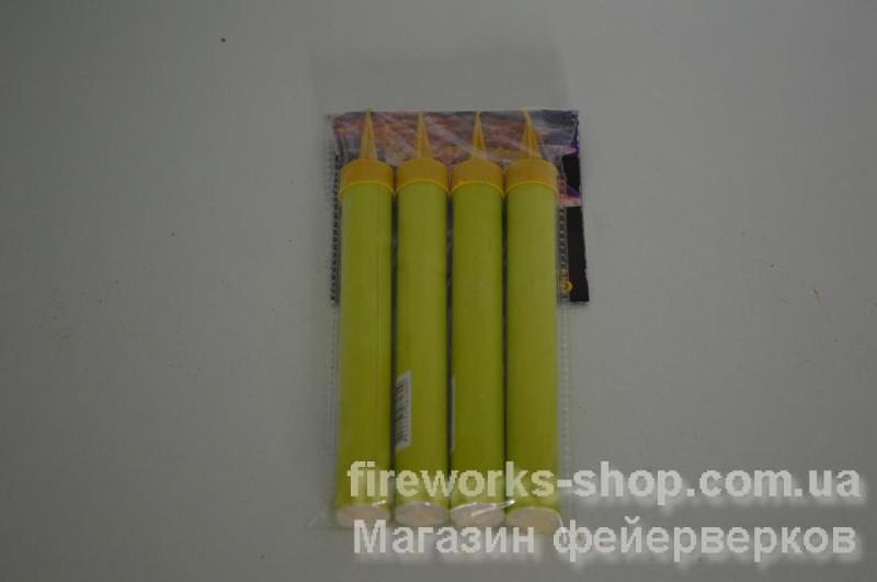 Фото Пиротехника в помещении (бенгальские огни, хлопушки и т.д.) тортовая свеча GF-2