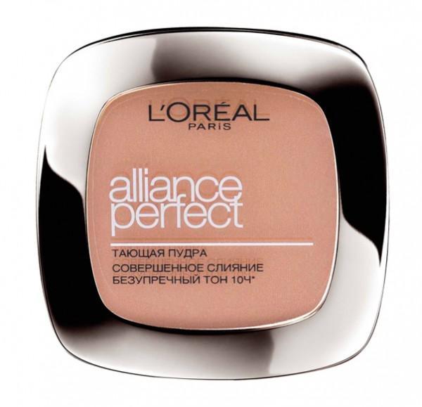 Пудра L'OREAL Alliance Perfect R3 Бежево-розовый