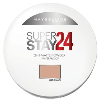 Компактная пудра  Maybelline SuperStay 24Hr Waterproof №40