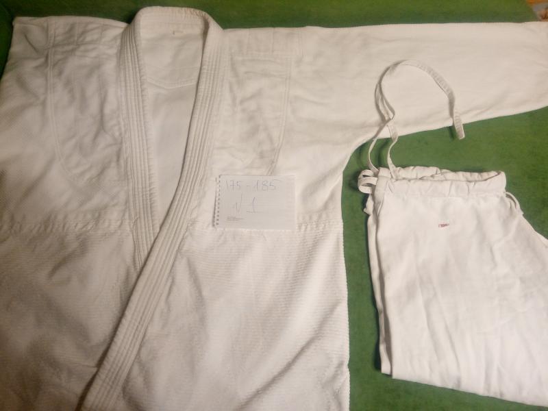 Кимоно Danrho дзюдо,айкидо,джиу джитсу рост 175-185