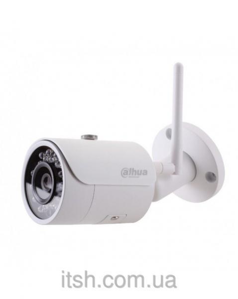 Беспроводная IP камера видеонаблюдения Dahua DH-IPC-HFW1120S-W
