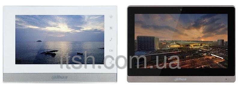 Цифровой IP Видеодомофон Видеодомофон Dahua Technology DH-VTH1550CH