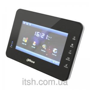 Фото Видеодомофоны Цифровой ip Видеодомофон Dahua Technology  DH-VTH1560BW