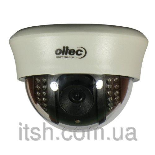 Комплект видеонаблюдения из двух внутренних камер и четырех наружных камер 1,3 мп