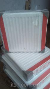 Фото Радиаторы отопления (Батареи) Радиатор стальной World Pan 500х400х22