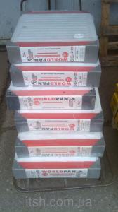 Фото Радиаторы отопления (Батареи) Радиатор стальной World Pan 500х800х22