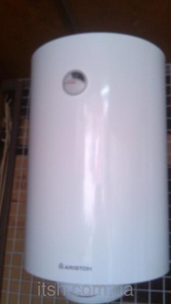 Установка бойлера/водонагревателя