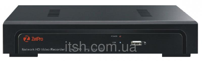 IP видеорегистратор ZTP-N6100-4EL