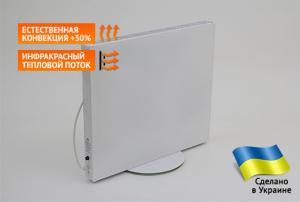 Фото Обогреватели СО ГРЕЙ Электрический обогреватель ГРЕЙ 300К