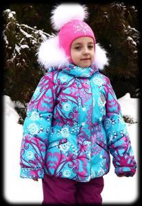Фото ЗИМA, Комплекты для девочек  КОМПЛЕКТ ДЛЯ ДЕВОЧКИ Арт. 288 MAROKKO