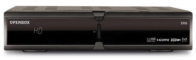Openbox SX6 HD.