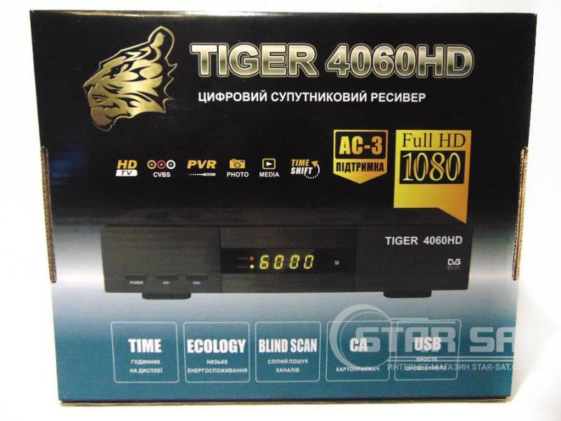 Tiger 4060 HD.