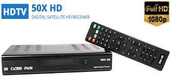 50X HD.