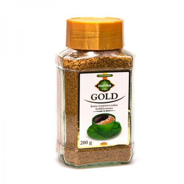 Кофе растворимый Mahika GOLD 200г