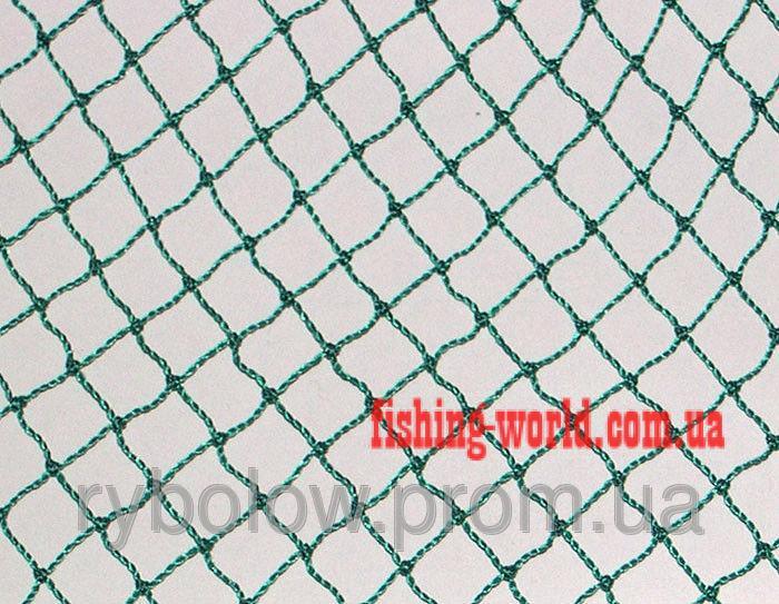 Фото Дель рыболовная Дель Рыболовная Диаметр 5.5 мм ширина 200 ячей