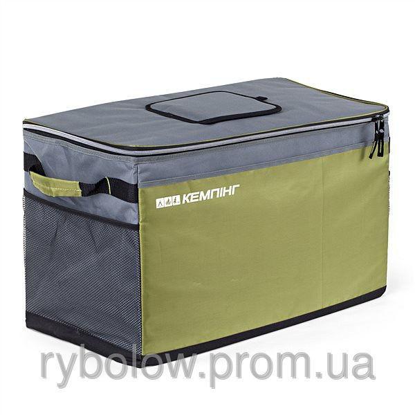 Изотермическая полужесткая КЕМПИНГ Party Bag 60 литров