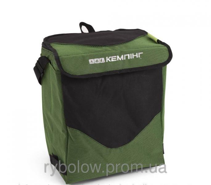 Изотермическая сумка КЕМПИНГ 19 литров