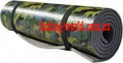 Фото Карематы, туристические коврики Каремат туристический коврик хантер камуфляж 10мм
