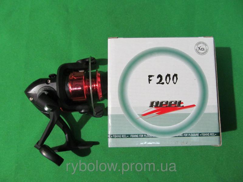 Катушка XUANQI F200 2 подшипника