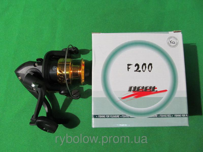 Катушка XUANQI F200 3 подшипника