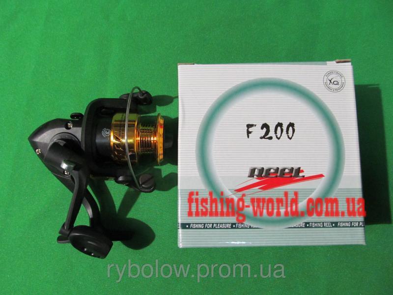 Фото Рыболовные Катушки Катушка XUANQI F200 3 подшипника