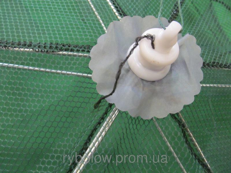 Фото Раколовки, Ятеря, Верши Раколовка Зонтик Диаметр 80 ( 8 входов )