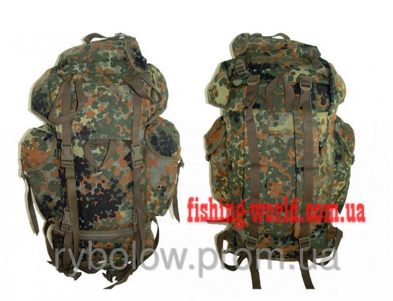 Фото Рыболовные Рюкзаки Рюкзак армейский Германия Кордура 1000D 65 литров
